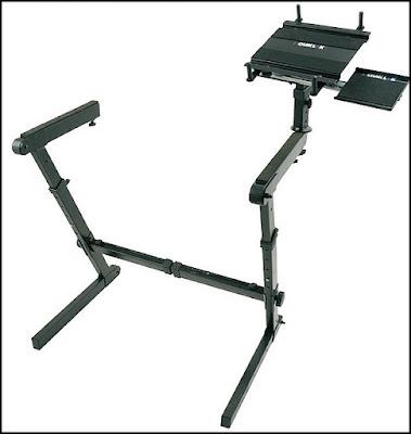 Keyboard Laptop Stand