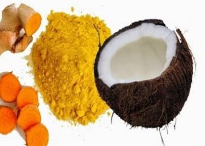 Cách chữa bệnh dạ dày bằng nghệ và nước dừa