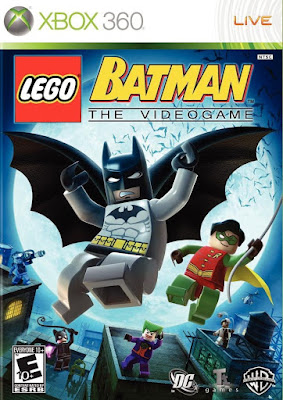 Lego Batman videojuego