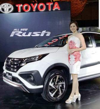 New Toyota Rush Model Baru 2018