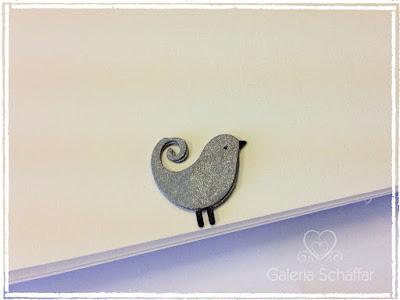 sweet little birdie handmade album schaffar