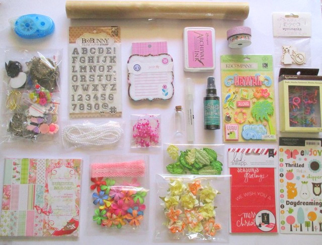 Dr Sonia giveaway (the craft shop)