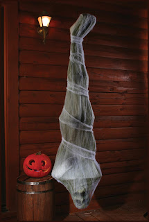 """72"""" Cocoon Corpse for Halloween"""