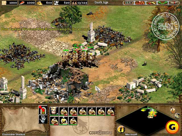 Age of empires the conquerors expansion full download