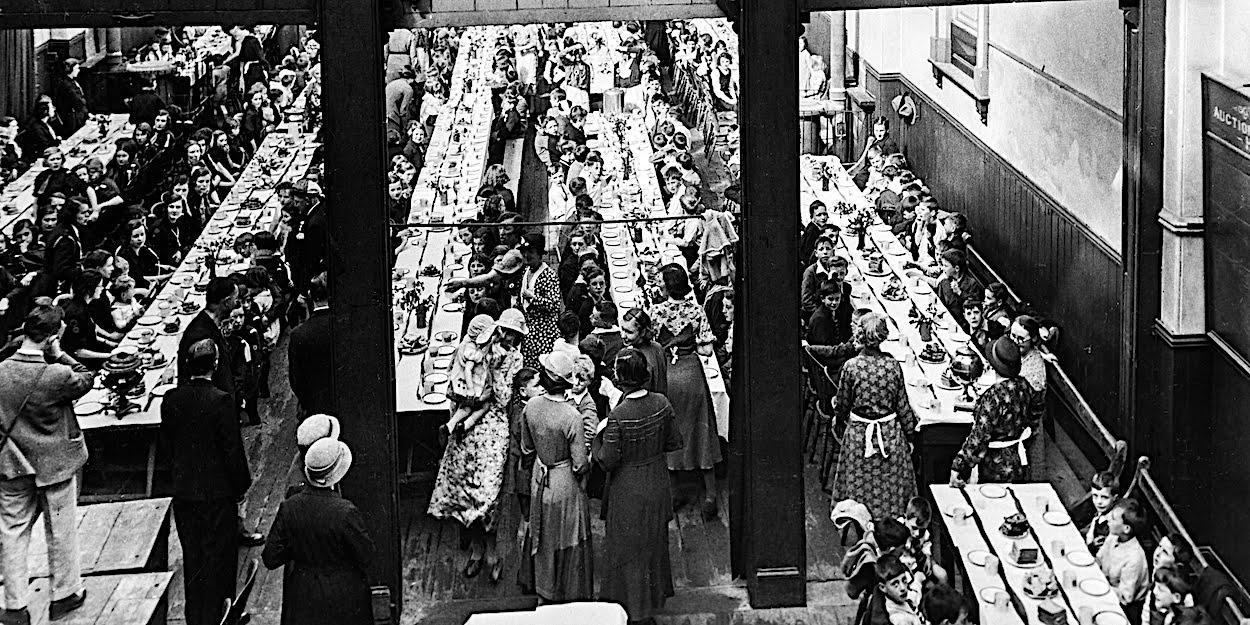 Corn Exchange, St Ives, 1935