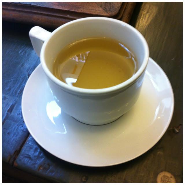 O que beber no Peru - Chá de Coca
