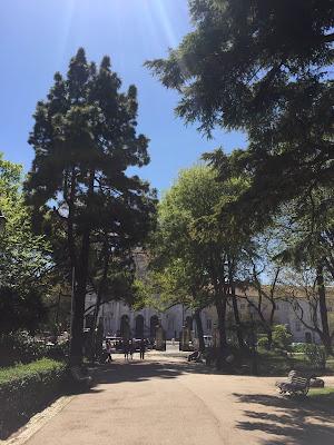 Jardim da Estrela, Lisbon