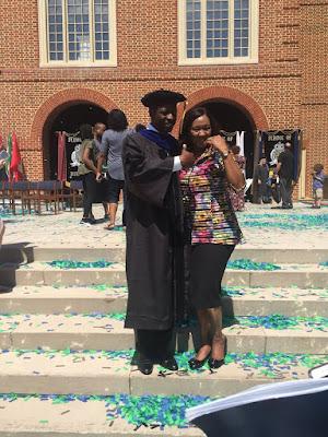 Sam Adeyemi Bags Doctorate Degree In Strategic Leadership From Regent University - Image ~ Naijabang