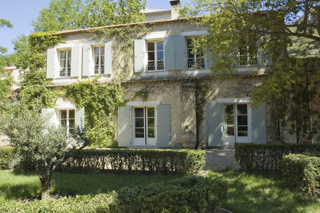 Beatriz oberg French provence style homes