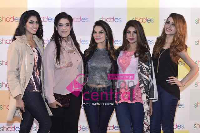 Launching of NAil SPA And Fashion House Shades in Islamabad