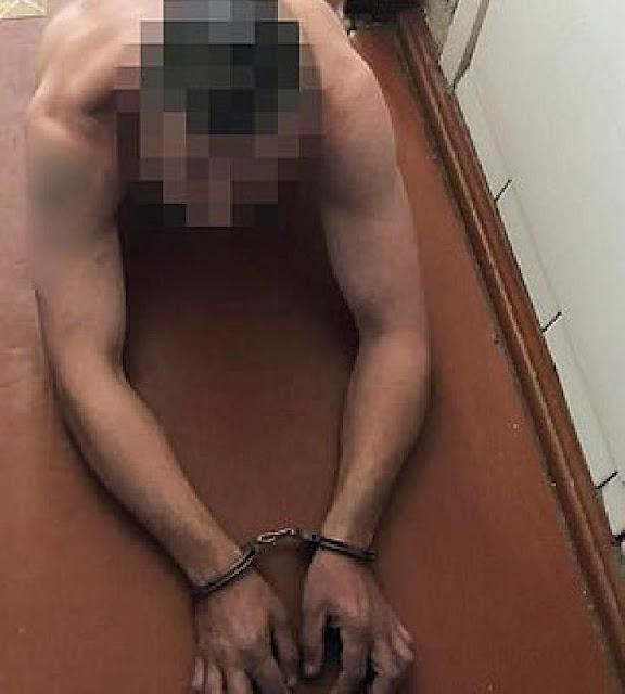Makan Mayat Eks Polisi, Ayah dan Anak Kanibal di Ukraina Ditahan