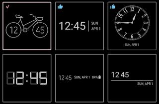 تطبيق ClockFace يتيح للمستخدين تغيير أيقونات الساعة و التعديل على الألوان