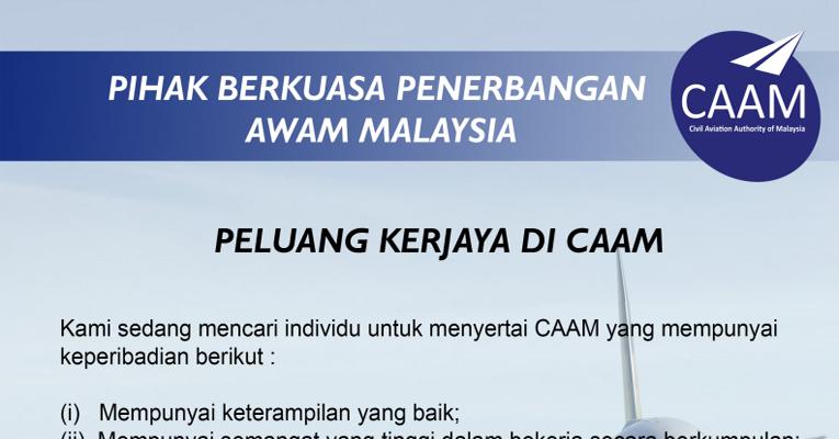 Pihak Berkuasa Penerbangan Awam Malaysia DCA