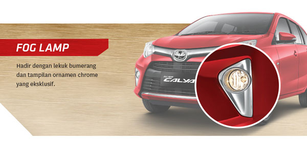 Exterior All New Toyota Calya