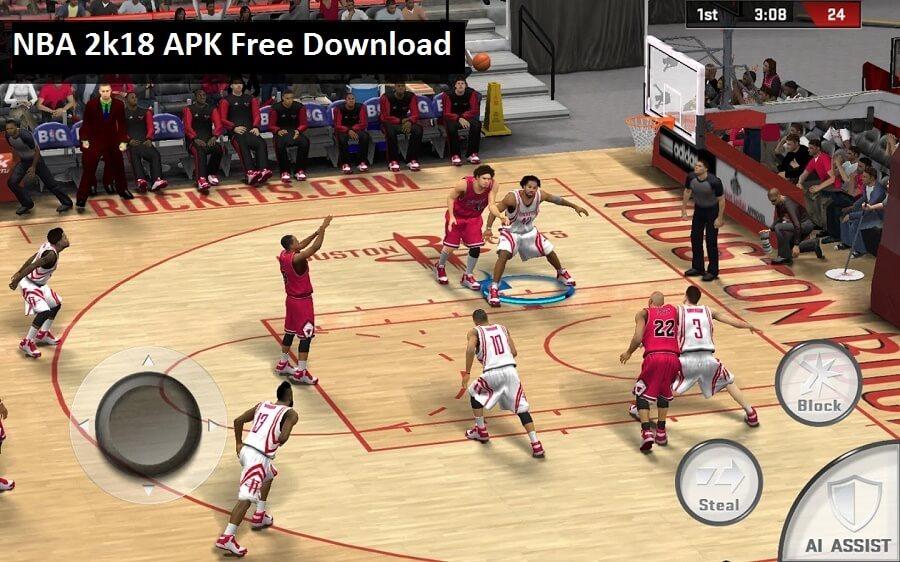 nba 2k18 free download pc
