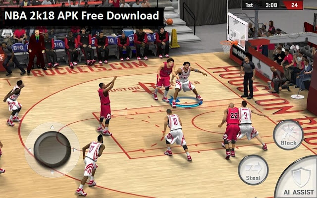 download nba 2k18 apk for android data obb free ios pc