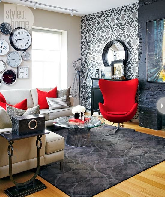 50+ Ideas Decoration of Modern Small Rooms With Pictures 6