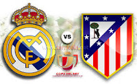 Hasil Real Madrid VS Atletico Madrid Final Copa Del Rey