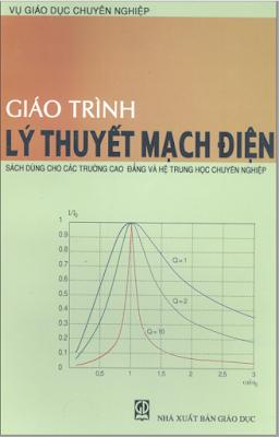 [EBOOK] Giáo trình Lý Thuyết Mạch - Lê Văn Bảng