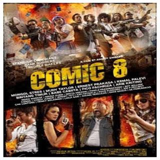 Comic 8: Casino Kings Part 2 (2016)