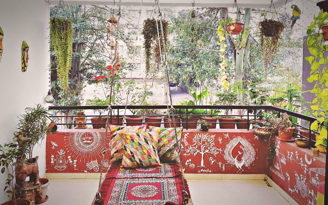 Design Decor Disha An Indian Design Decor Blog Indian Balcony