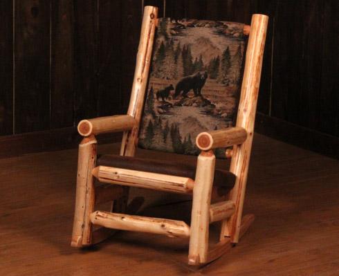 Rocky Top Log Furniture & Railing Blog: Rustic Gift Giving ...