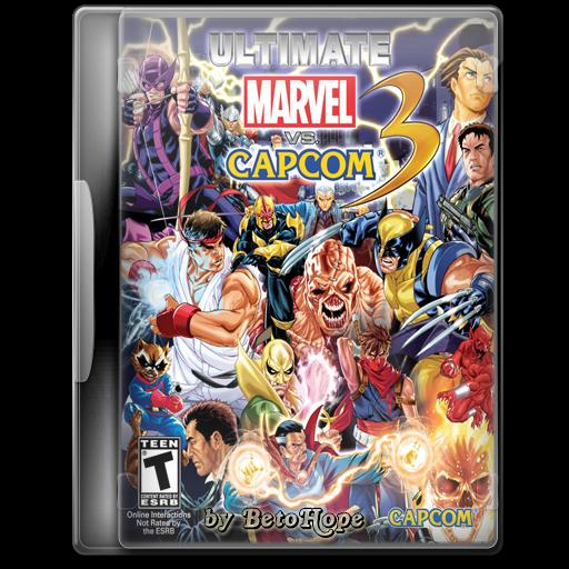 Ultimate Marvel vs Capcom 3 Full Español