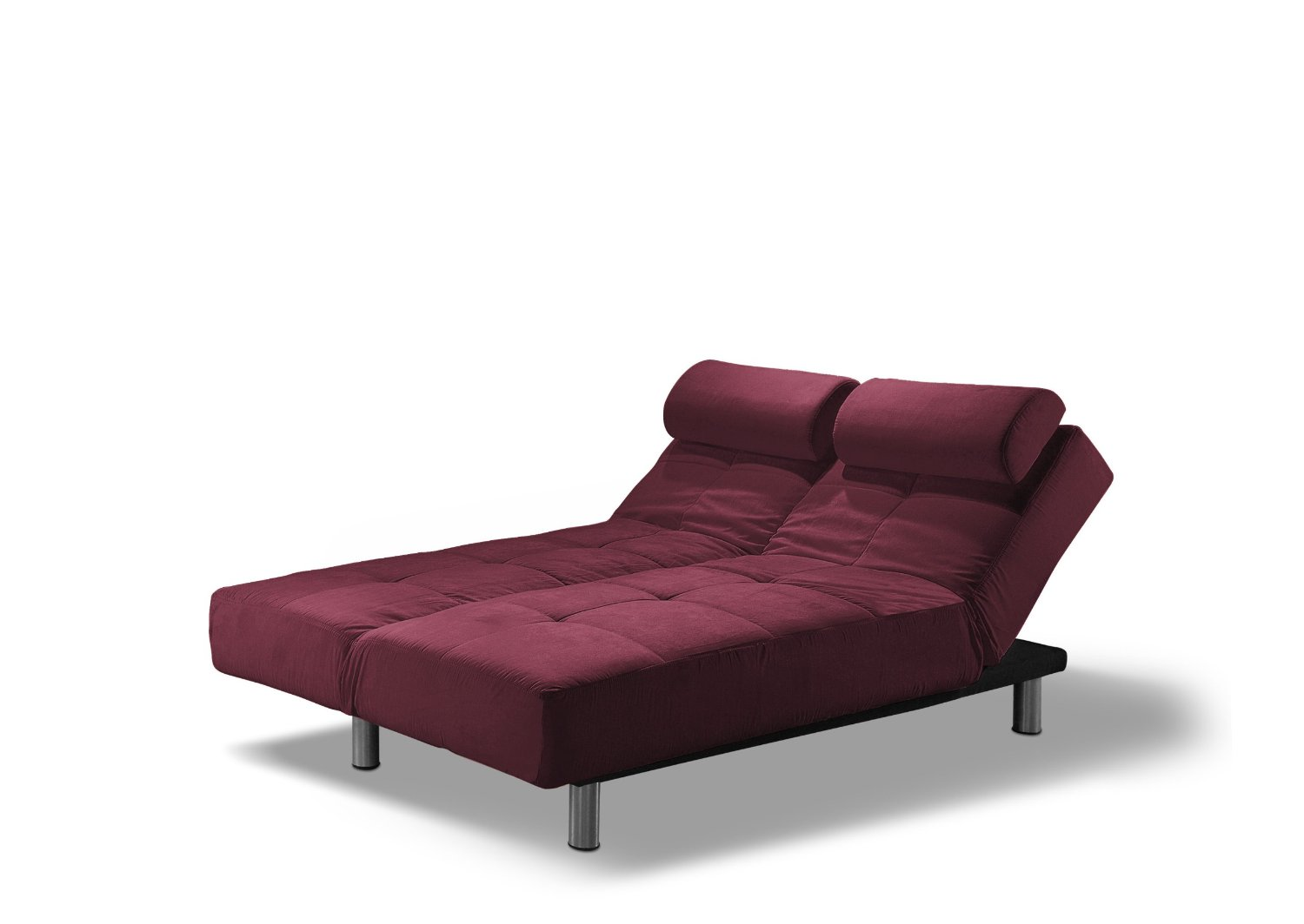 Flip Amp Fold Flat Convertible Sofa Bed Couches