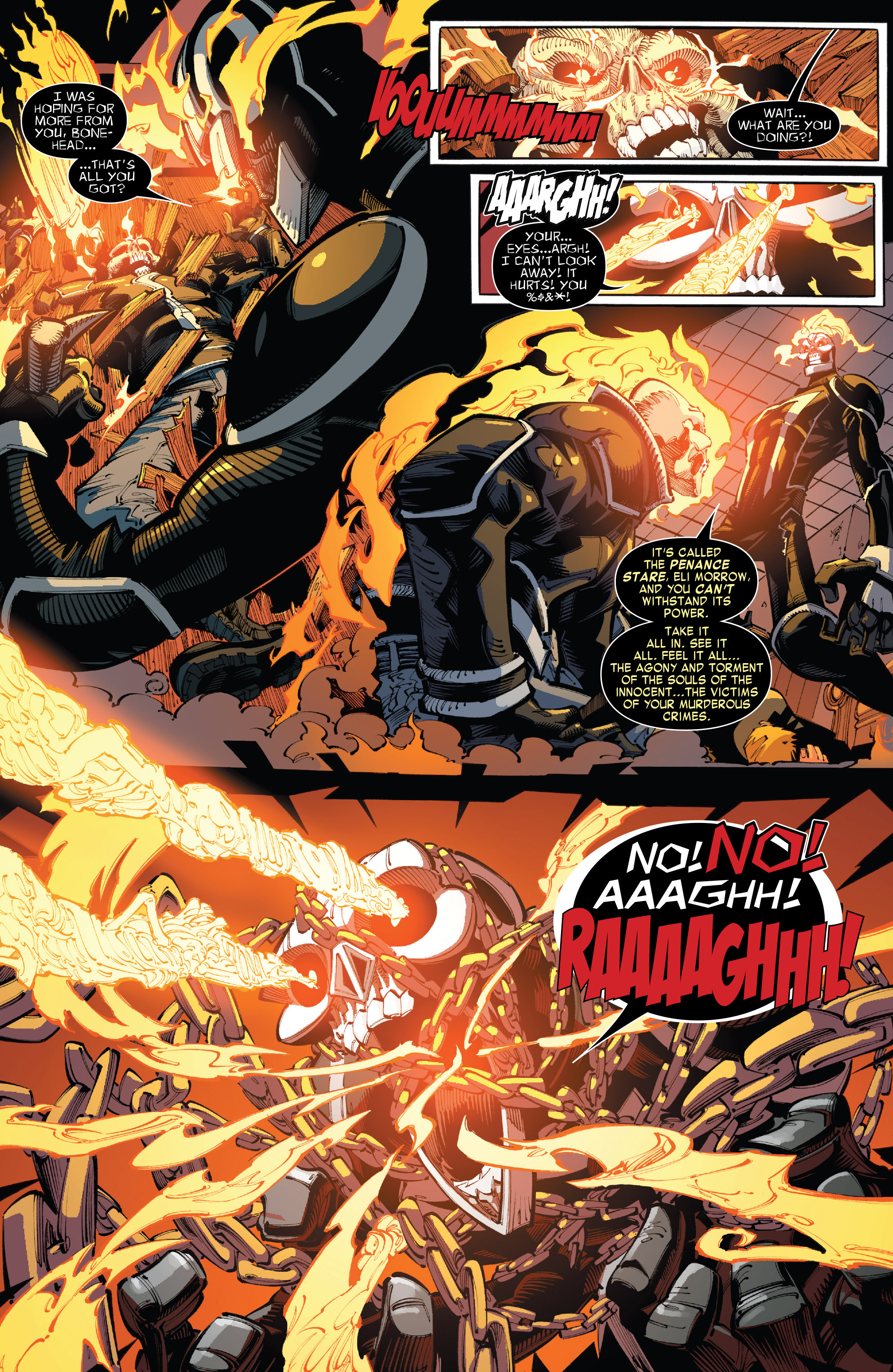 Read online All-New Ghost Rider comic -  Issue #9 - 12