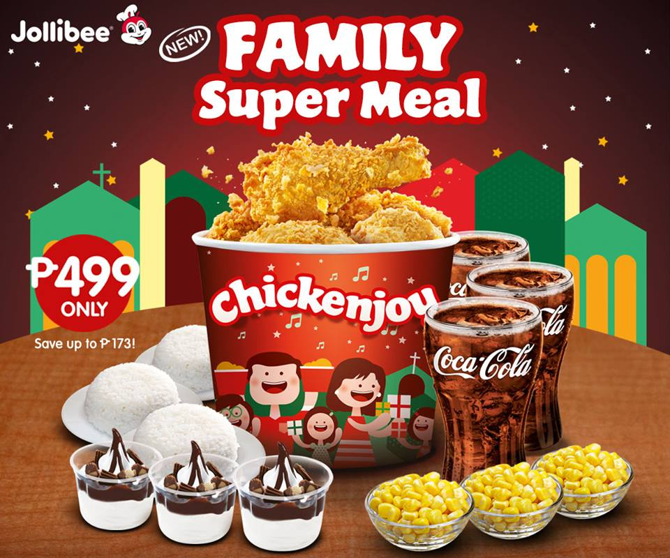 Price 2019 Bucket Jolibee Meals