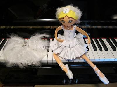 bailarina cisne