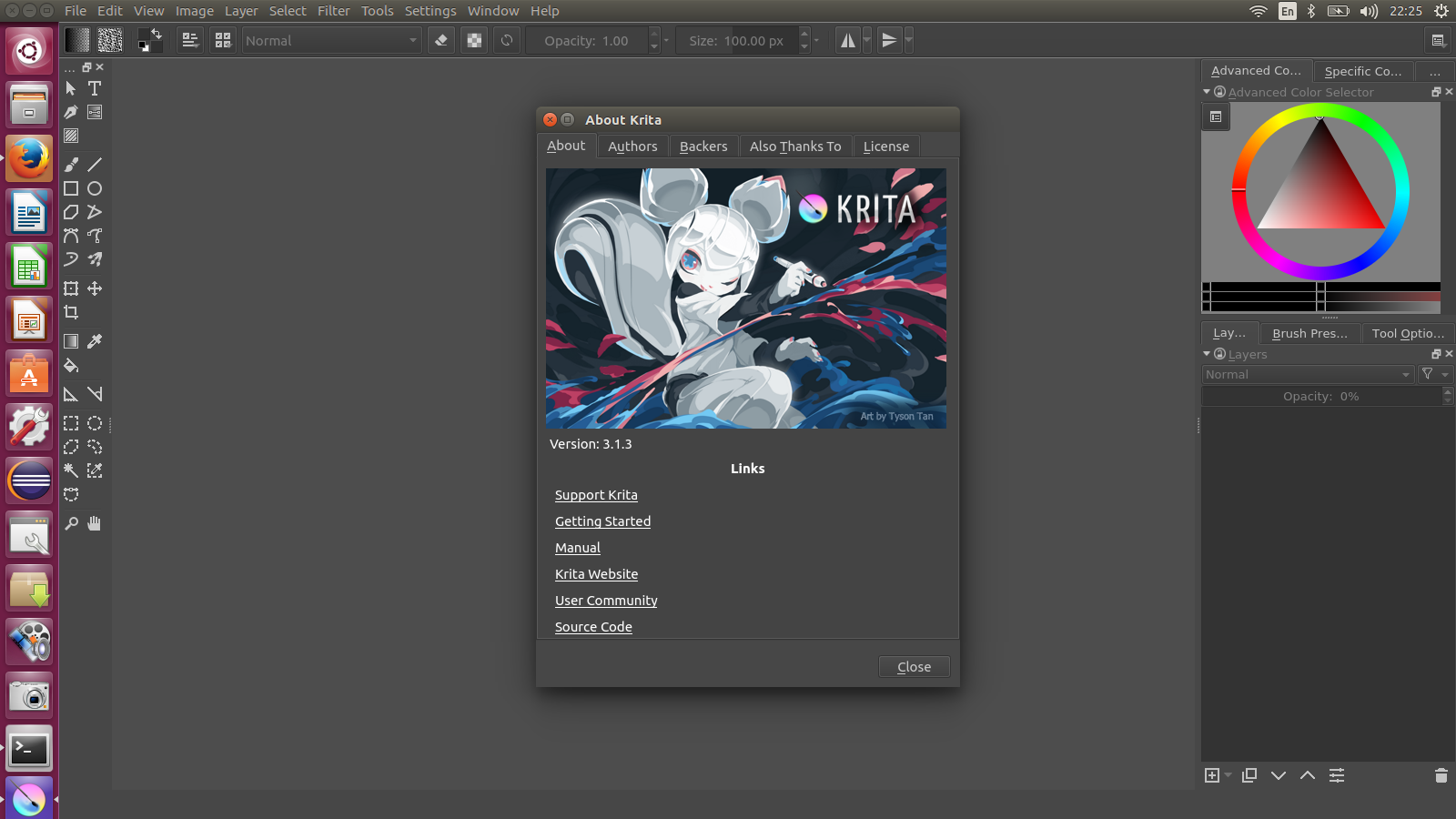 Krita 313 Is Mainly A Bug Fix Release With Some New Features Every User  Is Strongly Recommended To Update