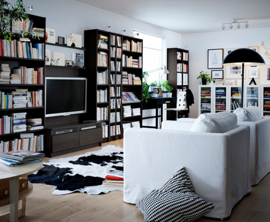 Ikea Living Room Design Ideas 2011