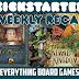 Kickstarter Recap - January 11, 2019