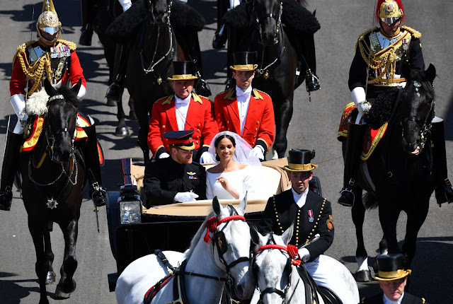 ślub Książe Harry i Meghan Markle