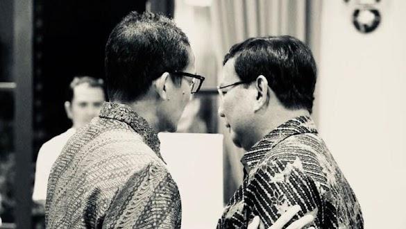 Duet Prabowo-Sandi Menguat
