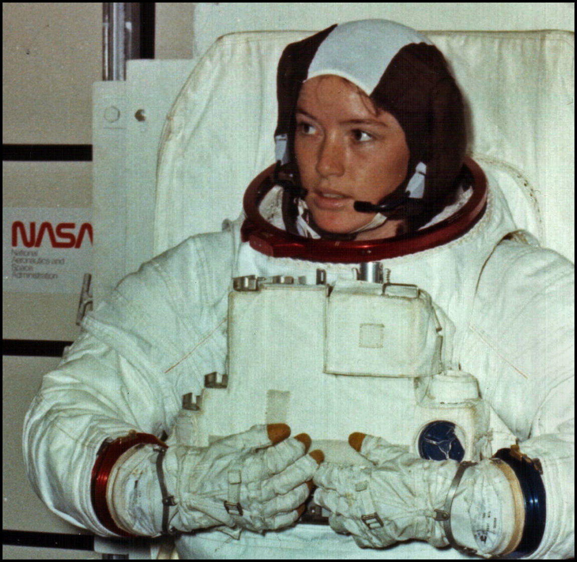 anna female astronaut - photo #15