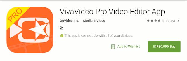 Harga viva video pro