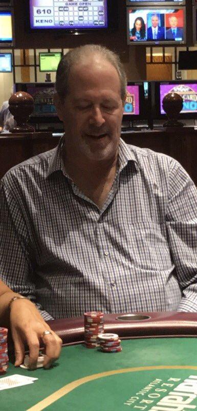Stephen Paddock Dead