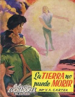 V.A. Carter - Toda su obra de ciencia ficción (II) - KindleGarten