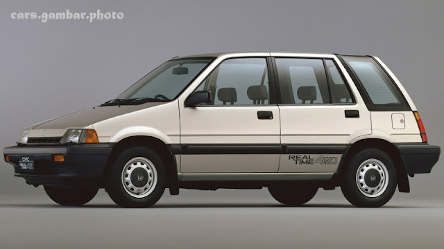 Honda Civic Shuttle 3rd Gen Shuttle Wagon