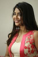 Aishwarya Lekshmi looks stunning in sleeveless deep neck gown with transparent Ethnic jacket ~  Exclusive Celebrities Galleries 001.JPG