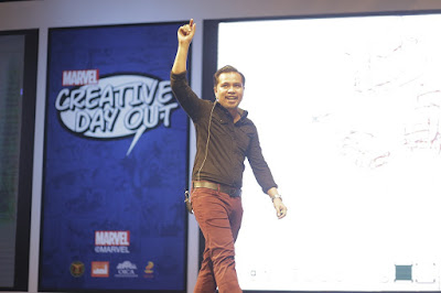 Marvel Creative Day Out 2018 PH
