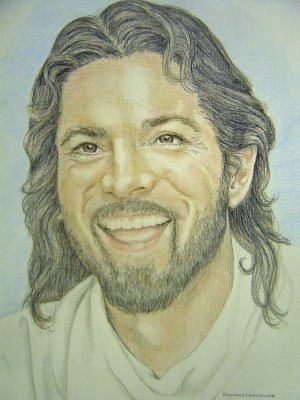 He Died For My Grins: Laughing Jesus