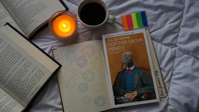 Doktor Ox'un Deneyi kitap yorumu