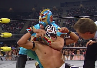WCW Spring Stampede 1997 - Rey Mysterio Jr. vs. Ultimo Dragon