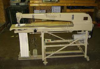 Union Special produjo modelos revolucionarios y extra pesados
