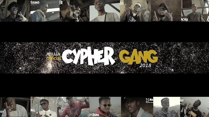 ABUJA 2018 CLOSING RAP CYPHER (official video)