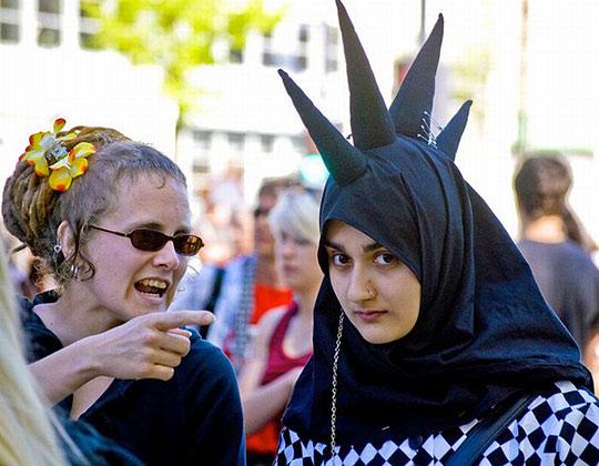 muslim punk
