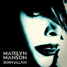 Born Villain, marilyn manson, blog mortalha, álbum, 2012